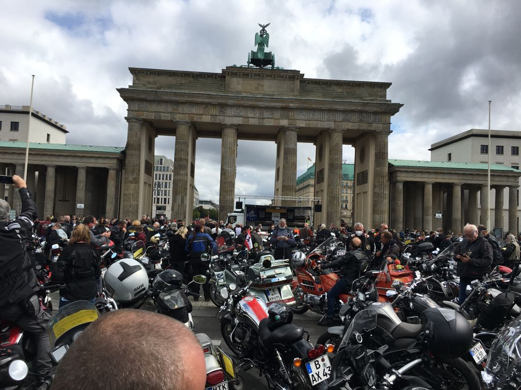Sternfahrt 2021 Berlin